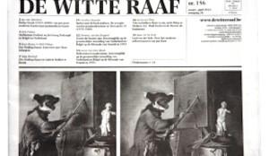 De Witte Raaf Nr. 156 maart:april 2012