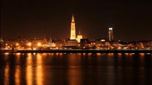 De lichtjes van de Schelde