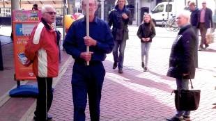Frans Daels - Mi Dica (in de Keizerstraat te Den Helder)