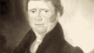 Portret van Jan Cock Blomhoff