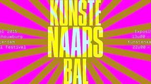 Kunstenaarsbal 23 mei 2015 Stadsschouwburg Amsterdam