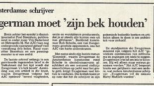 Leidsch Dagblad | 1 augustus 1989 | pagina 15  (15:18)