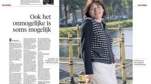 Ronald den Boer - Interview met jacqueline van Dongen