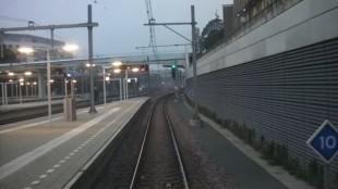 Vertrek station Arnhem