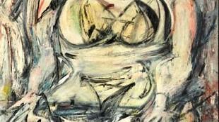 Willem De Kooning - Woman III