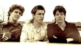 Ad van der Zee - Ad zelf, Rob Scholte en Dirk van Weelden in Groningen 1978