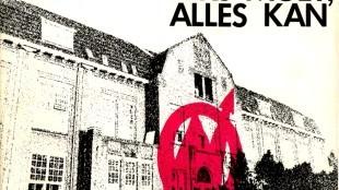 Brochure van het Bewonerskollektief Oude Erkazet, Groningen mei 1982