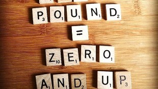 Ezra Pound = Zero and up