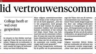 Helderse Courant, 25 juni 2015
