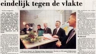 NS-station en postkantoor eindelijk tegen de vlakte (Helderse Courant, 12 juli 2002)