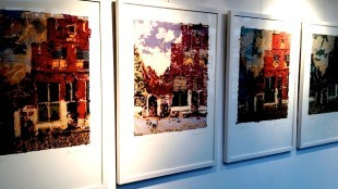 Rob Scholte - Little Delft Street