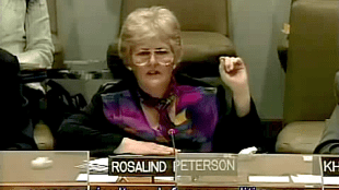 Rosalind Peterson