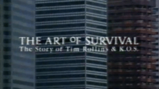 The Art of Survival The Story of Tim Rollins & K.O.S. Part 1