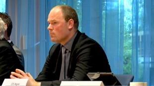 Wethouder Geurt Visser (foto NOS)
