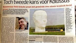 Algemeen Dagblad, 3 juli 2015