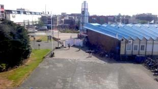 BREAKING NEWS - City Marketing blokkeert de doorgang van het NS-Station naar het Rob Scholte Museum tijdens de Marinedagen