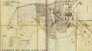 Bommenkaart Den Helder
