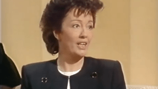 Christine Keeler in 1989