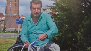 Gerry Hurkmans - Portret van Rob Scholte