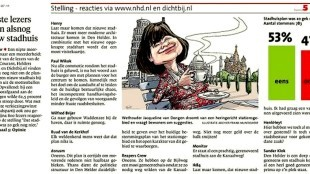 NHD - Wethouder Jacqueline van Dongen droomt van een heringericht stationsgebied en vraagt bewoners om suggesties