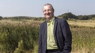 Wethouder Odd Wagner (foto Peter van Aalst)