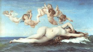Alexandre Cabanel - Geboorte van Venus