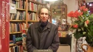 Arjan Peters (foto Boekhandel Schimmelpennink)