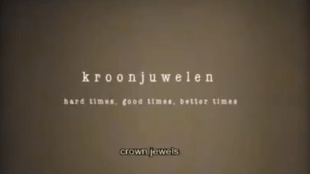Kroonjuwelen - Hard Times, Good Times, Better Times