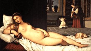 Titiaan - Venus van Urbino