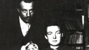 Albert Verwey & Kitty van Vloten