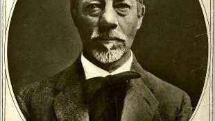 Albert Verwey in Panorama, 19 november 1924 (Collectie Veenhuijzen, Centraal Bureau voor Genealogie, Den Haag)