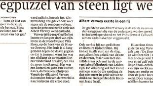 Leidsch Dagblad, 6 oktober 2011
