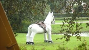 Rob Scholte - Paard voor Willibrordus