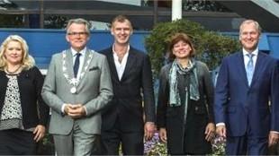 College van Burgemeester & Wethouders Den Helder (foto Gemeente Den Helder)