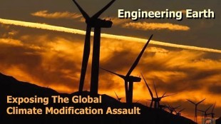 Engineering Earth Exposing The Global Climate Modification Assault