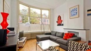 Interieur huis Joost Zwagerman in Haarlem met Plug-in van Rob Scholte