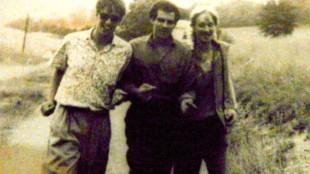 Joost Zwagerman, Rui Zink och Bengt Ohlsson, 1987