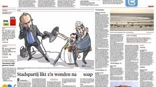 Opinie & Commentaarpagina Helderse Courant, 17 oktober 2015