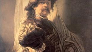 Rembrandt - De vaandeldrager