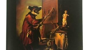Rob Scholte - On the Origin of Species (op het omslag van Opus 1 The Artist's Beginnings)