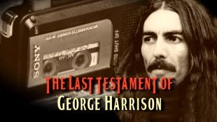 The Last Testament of George Harrison