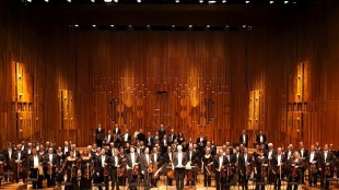 The London Symphony Orchestra (foto Alberto Venzago)