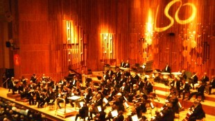 The London Symphony Orchestra (foto Eric Foster)