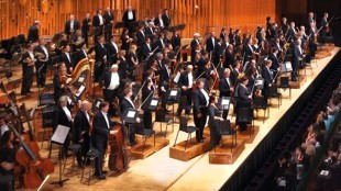 The London Symphony Orchestra (foto Igor Emmerich)