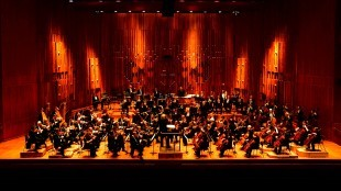 The London Symphony Orchestra (foto Summit Records)