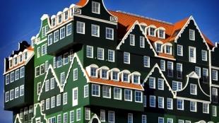 Wilfried van Winden - Inntel Hotel Amsterdam te Zaandam