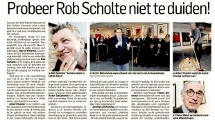 Algemeen Dagblad 13 januari 2014