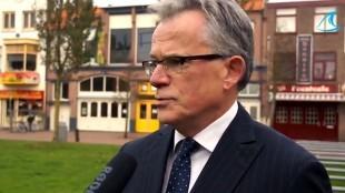 Burgemeester van Den Helder Koen Schuiling