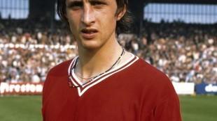 Johan Cruyff in 1971