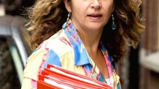 Loktiener Minister Edith Schippers (foto Novum / Dirk Hol)